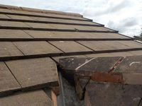 Leicester surveyors report on a roof